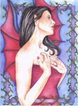 Ruby Wings by helenabeana