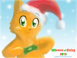 SSSeason of Giving 2015 Promo by GJKou