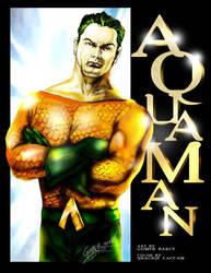 Aquaman by jbcaccam