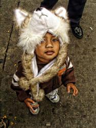 The Wolf Cub by jbcaccam