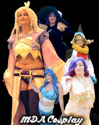 Fave Cosplays of 2018 by Midnight-Dance-Angel