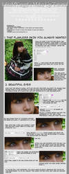 Make up Tutorial by yinami