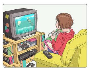 'Spera RPG' by AfuChan