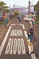 Warm Blood by AfuChan