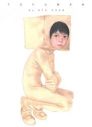 'REAL Tofuman' by AfuChan