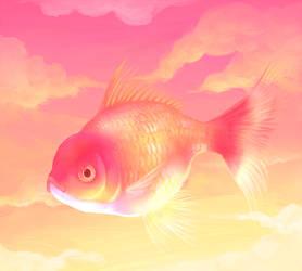 Goldfish by ICS1999