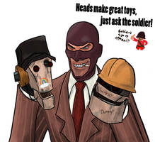 spy and pals! by TeXmaN61