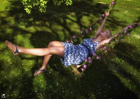 Charlotte's swing by Nihil-Novi-Sub-Sole