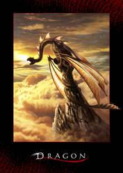 DRAGON by Azakiel
