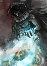 Lucifer by chrnokakashi