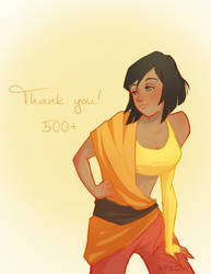 Thank you! by ChrissaBug