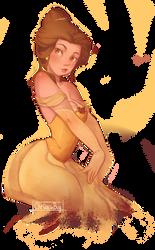 Belle by ChrissaBug