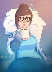 Mei by ChrissaBug