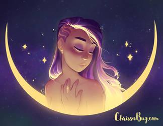 Golden Dreams by ChrissaBug