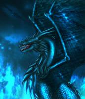 Eragon: Saphira by yuna-chicky-yummy