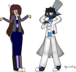 Master at puns and the big sad! by CynicalCryanide