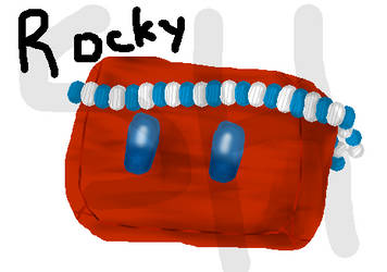 Rocky by Sunelise123