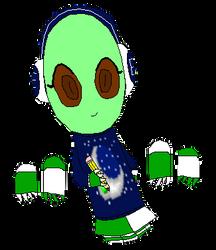 My New Persona: Espio by Sunelise123
