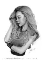 Taeyeon - SNSD by whatever-kathryn