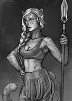 Averey Sketch by Eliminate