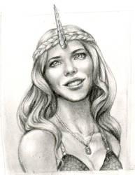Ella Sketch by Eliminate