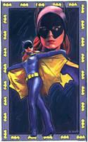 Batgirl Yvonne Craig by ssava