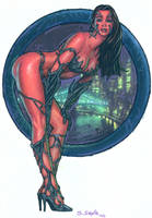Witchblade by ssava