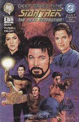Star Trek Next Generation-DS9b by ssava