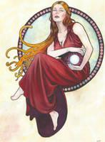 Art Nouveau 16... by ssava