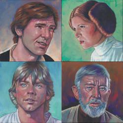 Star Wars by ssava