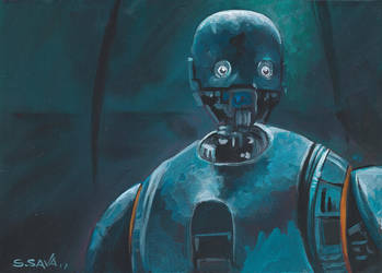 K-2SO by ssava