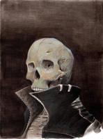 Acrylic sketch by Shuty9