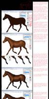 Horse Tutorial by Stech-palme
