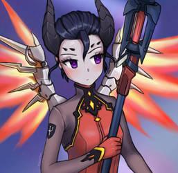 Devil Mercy by whopperjunior
