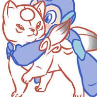 Mega-Chibi by Nikcesco