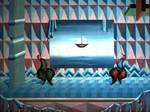 pittore- davo- dante volta olio su tela 050x070- by PittoreDavo