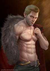 Cullen Rutherford by ynorka