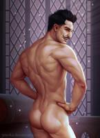 Dorian's back! by ynorka