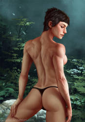 Cassandra's back by ynorka