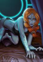 Midna : Twilight Princess by ynorka
