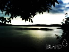 Magic The Gathering Island by wallofstars