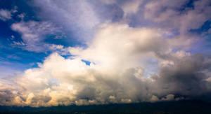 the sky by ocancan