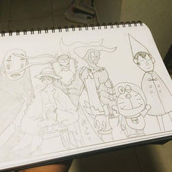 College assignment 1 by boooooki