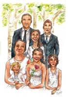 Sun Family by Roihe