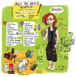 Meet the Artist - Roihe by Roihe