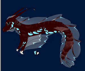 Mayunne Reference by ProprietressAxolotl