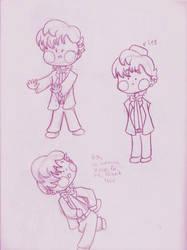 Doctor Doodles 2 by SquirrelyTurtleCat