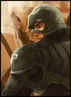 Dante: Mandirigmang Esclabo by tagailog