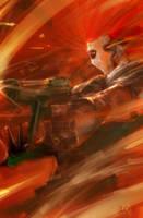 Charen: Gunfight by tagailog