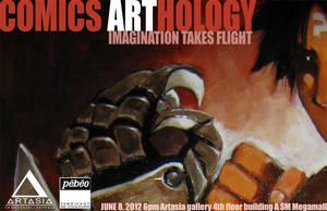 Comics Arthology by tagailog